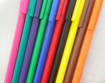 Rainbow Fine Liner Pens