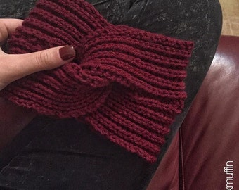 Handmade wool turban headband headband headbands
