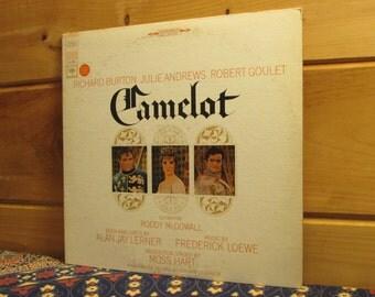 Camelot - 33 1/3 Vinyl Record