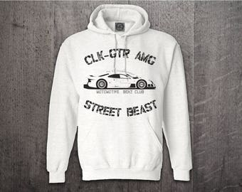 CLK GTR Hoodie, cars hoodies, mercedes benz hoodies, Graphic hoodies, funny hoodies, Cars t shirts, Mercdes clk gtr t shirts, AMG t shirt