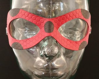 Miraculous Ladybug Leather Domino Mask