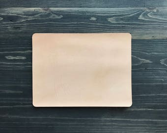 SALE 10% OFF! Natural Leather Mouse Pad, Minimal Mouse Pad, Minimal leather mouse pad