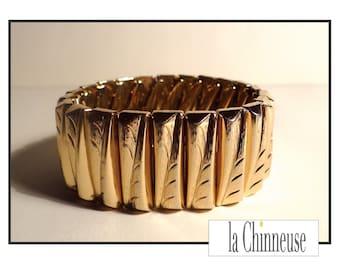 MONET VINTAGE Inc. Vintage Jewelry /Bracelet Monet CUFF BRACELET.