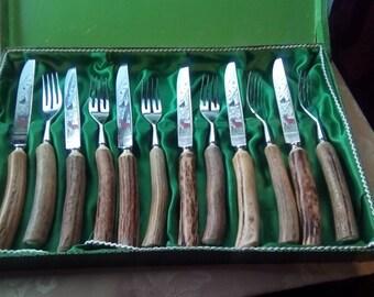 Steak Knives Etsy