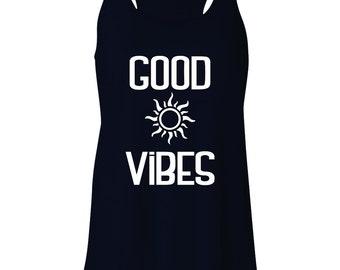 Good Vibes Only Tank. Good Vibes Tank. Good Vibes Shirt. Good Vibes Only Tank.