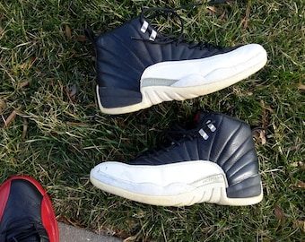 Vtg Nike Air Jordan 12 Playoff  Size 12 Authentic 136001  Free Shipping