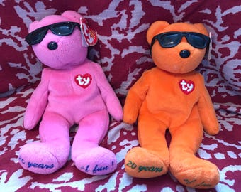 Summertime Fun Beanie Baby Collection