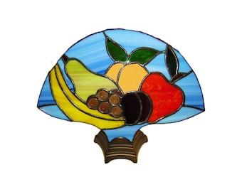 Fruit bowl night light
