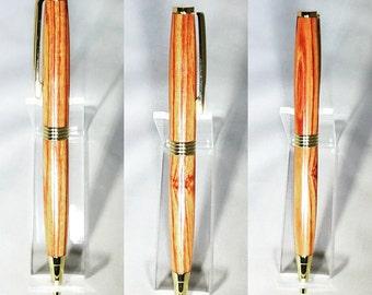 Hand Made Tulipwood Pen