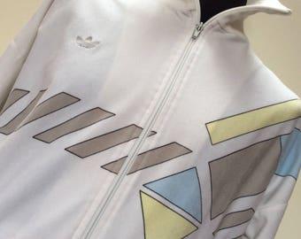 1980s ADIDAS IVAN LENDL Made in West Germany Vintage Jacket