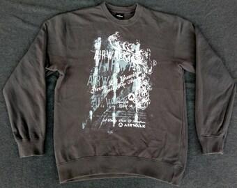 Vtg AIRWALK Crewneck Sweater