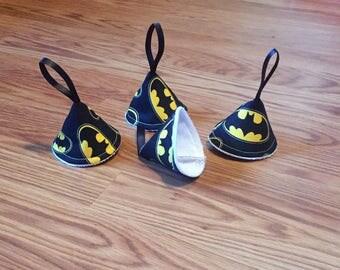 Batman Pee Pee Teepee's/ Superhero Pee Pee Covers
