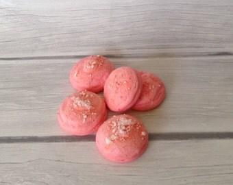 Meringue cookies-Peppermint