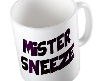 Mister SNEEZE mug
