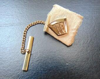 Vintage Art Nouveau Tie Pin