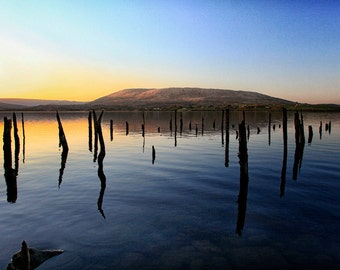 Old pier, Lough Corrib