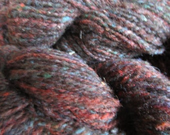 "wool spun at the spinning-wheel ""The Aveyronnaise1"" 407 m / 185g (lot)"