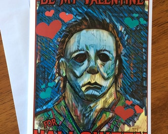 Valentine for those who think every day is Halloween