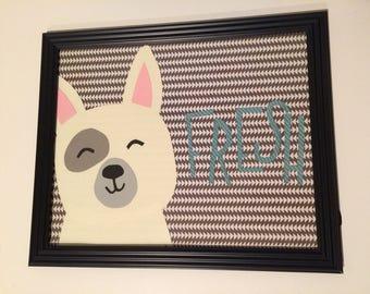 Cool Dog Nursery Decor