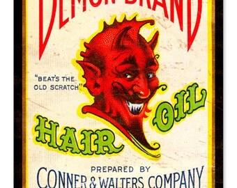 Demon Brand Hair Oil