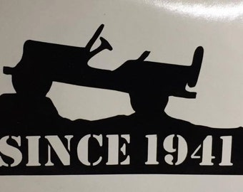 Jeep Renegade Jeep Juice X Gas Can Decal Sticker