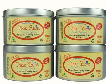New Improved Best Dang Wax, Dixie Belle, Furniture Wax, Good for Distressing Furniture, Maggiebleus - 2ND Item SHIPS FOR FREE