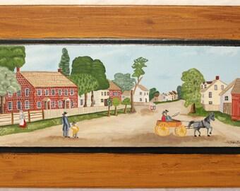Woodstown, New Jersey in 1844