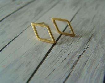 Mini diamant ohrringe