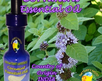 Cornmint Essential Oil 30 ml