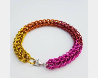 Ombré Chain Bracelet