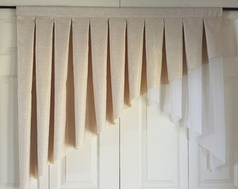 Captivating Bedroom Window Curtains Office Window Curtains Window Treatments Beige And  White Curtains Valance Modern Valance Nursery