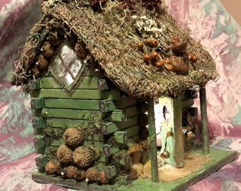 Little House for Fairies