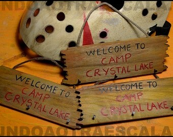 Key Holder.: Crystal Lake