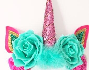 Unicorn horn headband