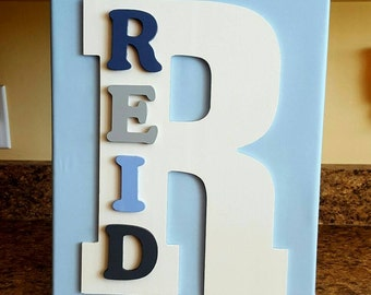 Personalized Jumbo Letter