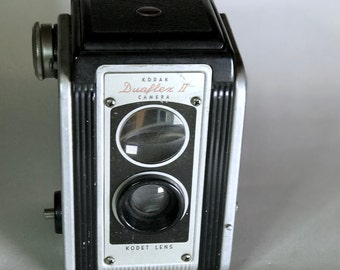 Kodak Duaflex II Camera (Vintage)