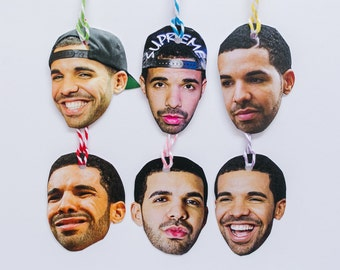 Celebrity Gift Tags - The Drake Pack