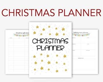 Christmas organiser | Etsy