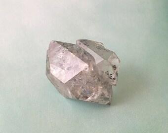 Raw gypsy, Spirit Quartz, Earthy Statement, Legend, Mineral Herkimer, Diamond Herkimer, naturallyformed, Quartz Crystal
