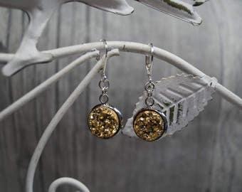 "Earrings ""Crystal Shine"""