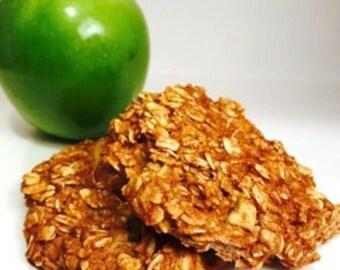 Apple Cinnamon Protein Fritters, Refined Sugar Free, Diabetic Friendly, Gluten Free, Breakfast