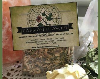 PASSION FLOWERS - Friendships, Peace, Sleep, Love