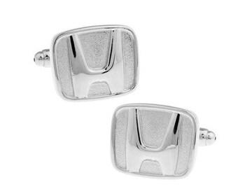 Honda Cufflinks -B48 Free Gift Box