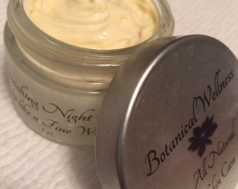 Nourishing Night Cream ~age like a Fine Wine~