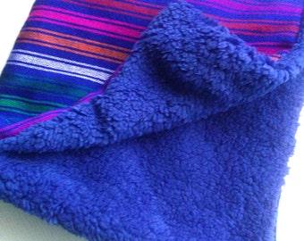 Baby blanket mexican cambaya
