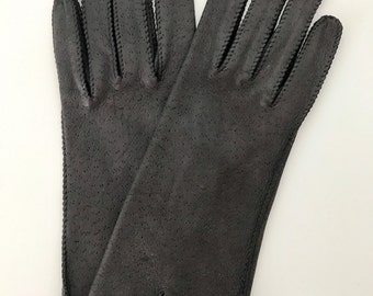 Evening dress gloves baseball
