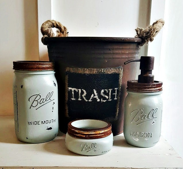 rustic bathroom decor 4