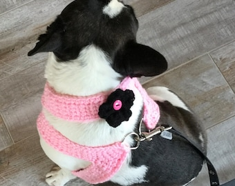 EASY Slip On Dog Harness, No Choke Harness, Best For Smaller Dogs, Tea Cup or Extra Small Dog Harness, Dog Accessories