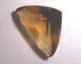 Unmounted Triangular Shaped Topaz (#3) - NEW
