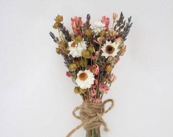 Wildflower Boutonniere